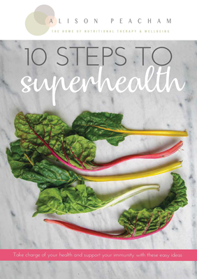 10 steps to superhealth guide