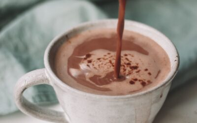 Maca Hot Chocolate
